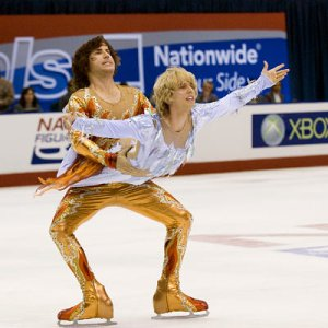 Chazz Michael Michaels and Jimmy MacElroy are the epitome of pizazz Blades of Glory photo: www.ew.com